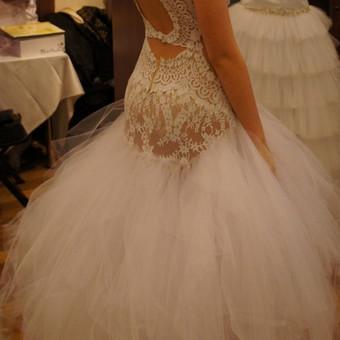 Vestuvinių suknelių siuvimas bei kitų dr / Valentina / Darbų pavyzdys ID 7057