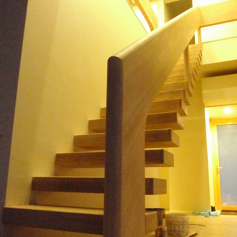 """Visi laiptai veda į """"dangų""""...jie turi būt patogūs ir stilingi."""