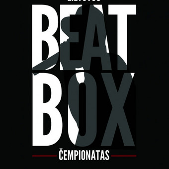 """Renginys """"Lietuvos beatbox čempionatas"""" (Plakato autorius: Andrius) http://www.ial.lt"""