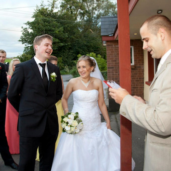 Oi patinka man Vestuvės!