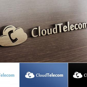 CloudTelecom logotipas
