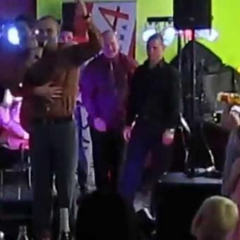Apšildomos grupės sukūrimas Žilvino Žvagulio ir Irenos Starošaitės koncerte :)