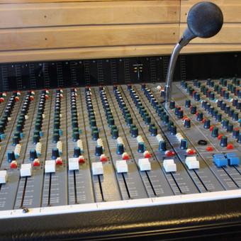 Analoginis garso suvedimas