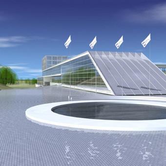 Sporto, sveikatingumo ir pramogų kompleksas Jonavoje