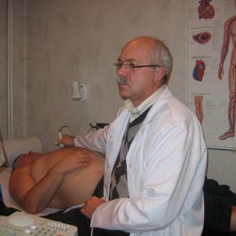 širdies echoskopija