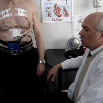 Holterio monitoravimo tyrimas