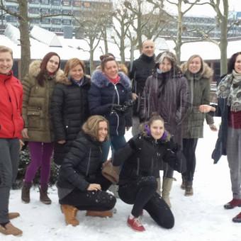"""Seminaro """"Patikėk savimi"""" 1-žingsnis Kopenhagoje akimirkos. 2016 01 22"""