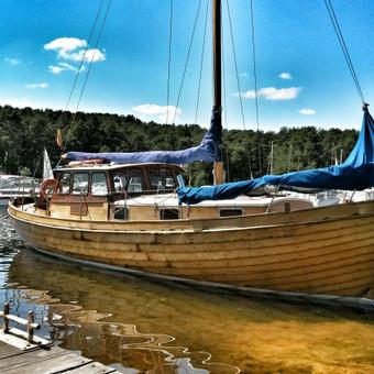 Laivo, jachtos nuoma / Tadas / Darbų pavyzdys ID 13601
