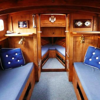 Laivo, jachtos nuoma / Tadas / Darbų pavyzdys ID 13600