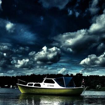 Laivo, jachtos nuoma / Tadas / Darbų pavyzdys ID 13605