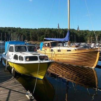 Laivo, jachtos nuoma / Tadas / Darbų pavyzdys ID 13608