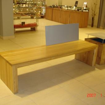 Medžio darbai, stalius / Algirdas Mėčius / Darbų pavyzdys ID 14536