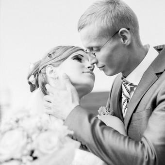 Vestuvių fotografavimas visoje Lietuvoje / Aistė Pranculienė / Darbų pavyzdys ID 14974