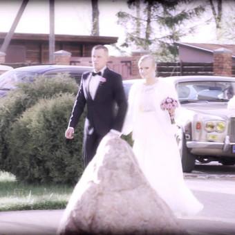 Monikos ir Dariaus vestuvės
