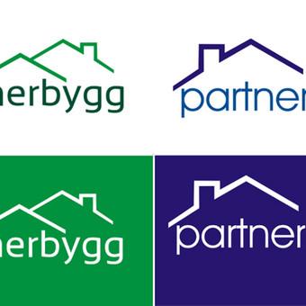 """Logotipas statybų įmonei """"PartnerBygg"""