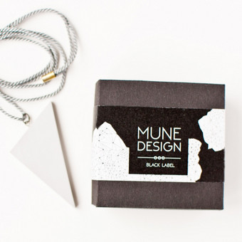 MUNE Design / Black label linija.