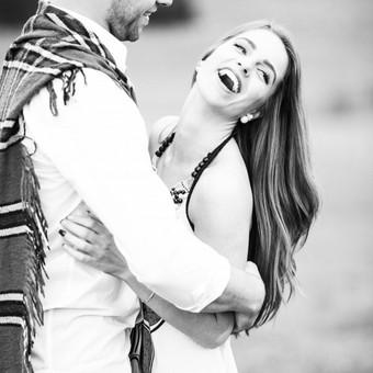 Love story fotosesija