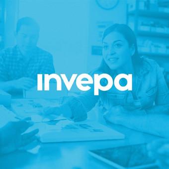 INVEPA logotipas