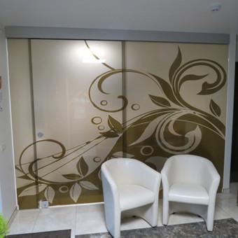 Stiklo dekoravimas