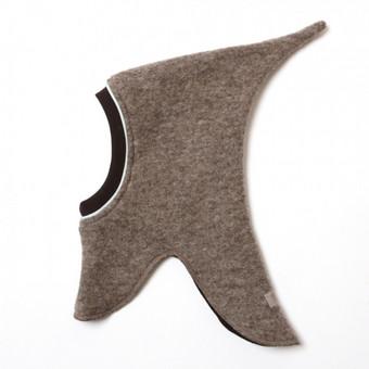Huttelihut® vilnonė kepurė-šalmas (su pamušalu). Su šia kepure nebaisios ir pūgos! Išskirtinio dizaino ir unikalios konstrukcijos vilnonė kepurė patiems mylimiausiems!  Privalumai: Kepur ...