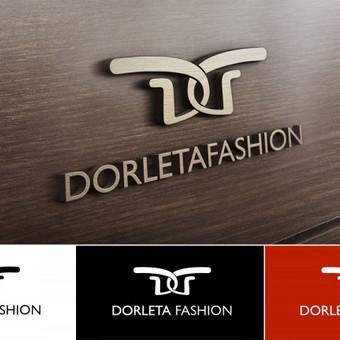 DORLETA FASHION logotipas. Daugiau informacijos greitu metu