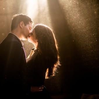 Porų fotografija