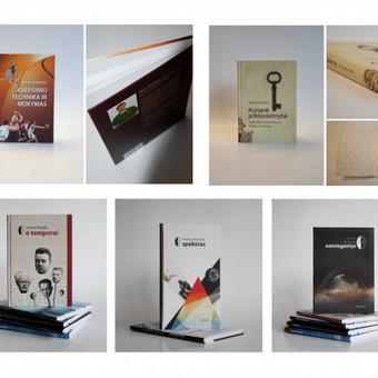 Grafikos dizainas / Dalia Raicevičiūtė / Darbų pavyzdys ID 23529