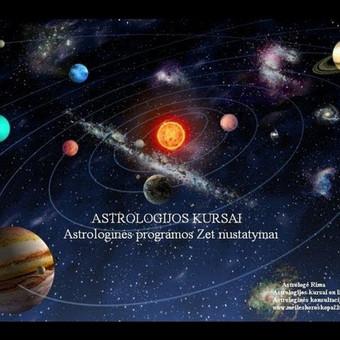 Astrologijos mokykla online / Rima Gustytė / Darbų pavyzdys ID 23682