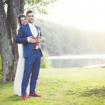 Vestuvių fotografas visoje Lietuvoje / Ernest Šumel / Darbų pavyzdys ID 24527