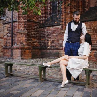 Vestuvių fotografas visoje Lietuvoje / Ernest Šumel / Darbų pavyzdys ID 24530