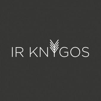 IR KNYGOS Logotipas