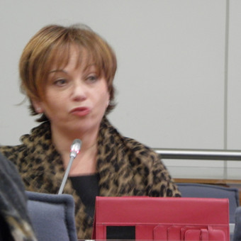 Gydytoja Jelena Tulčina- viena geriausių mūsų absolvenčių..:)