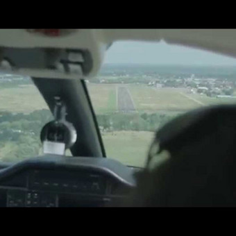 Baltic Aviation Academy - atvirų durų diena. www.rove.lt