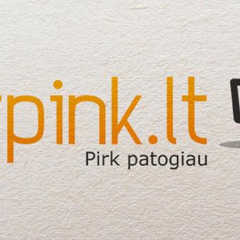 Tarpink.lt logo