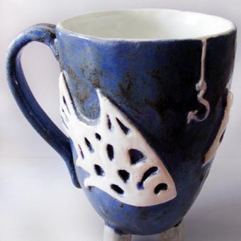 Žvejo puodelis 16 cm