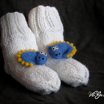 Drokoniukai. Papuošimas kojinėms. 5 cm