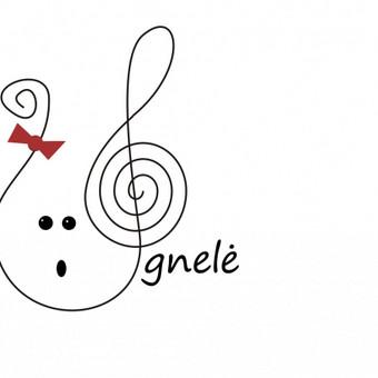 Vaikų choro logotipas www.chorasugnele.lt