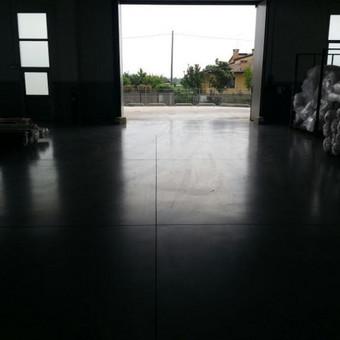 """Pramoninės ir dekoratyvinės liejamos grindys / UAB """"PavaBaltic"""" / Darbų pavyzdys ID 27775"""