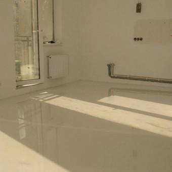 """Pramoninės ir dekoratyvinės liejamos grindys / UAB """"PavaBaltic"""" / Darbų pavyzdys ID 27779"""