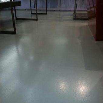 """Pramoninės ir dekoratyvinės liejamos grindys / UAB """"PavaBaltic"""" / Darbų pavyzdys ID 27781"""
