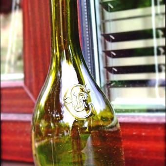 Originalios interjero detalės iš perpjautų stiklinių butelių / Romanas RAnamai / Darbų pavyzdys ID 27866