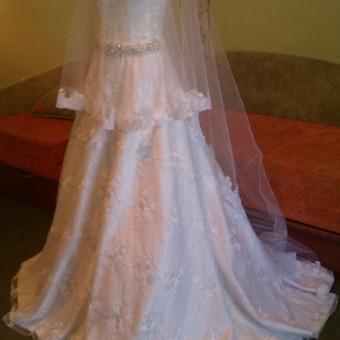 Vestuvinių suknelių siuvimas bei kitų dr / Valentina / Darbų pavyzdys ID 29115