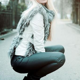 Fashion fotosesija