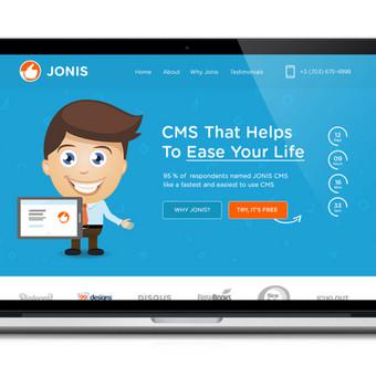 TVS(turinio valdymo sistemos) puslapio dizainas. Peržiūra: http://webdizainai.lt/klientozona/BA1/