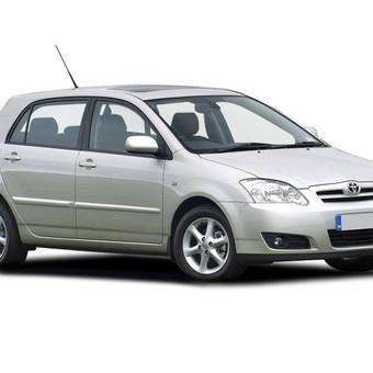 2006m. Toyota Corolla