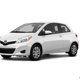 2012m. Toyota Yaris