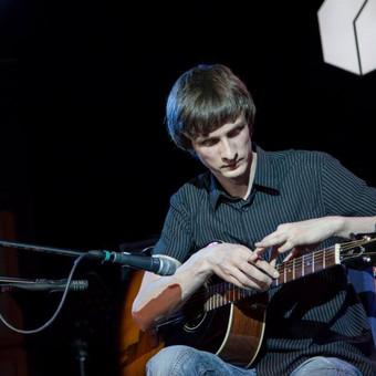 Laikas gitarai / Laurynas Vaitulevičius / Darbų pavyzdys ID 30076