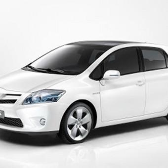 2010 m. Toyota Auris