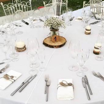 Vestuvių, švenčių dekoravimas / Miglė Či / Darbų pavyzdys ID 30443