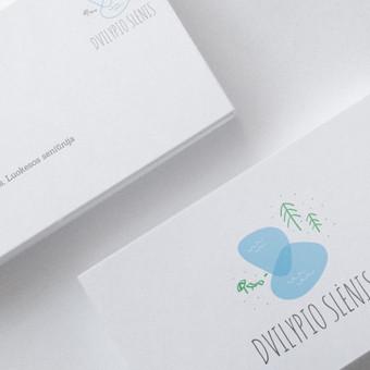 Logotipas / vizitinė kortelė